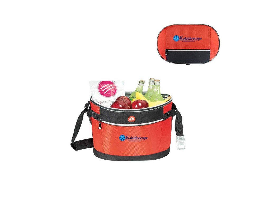 Santa Fe Red Igloo� Party to Go Cooler