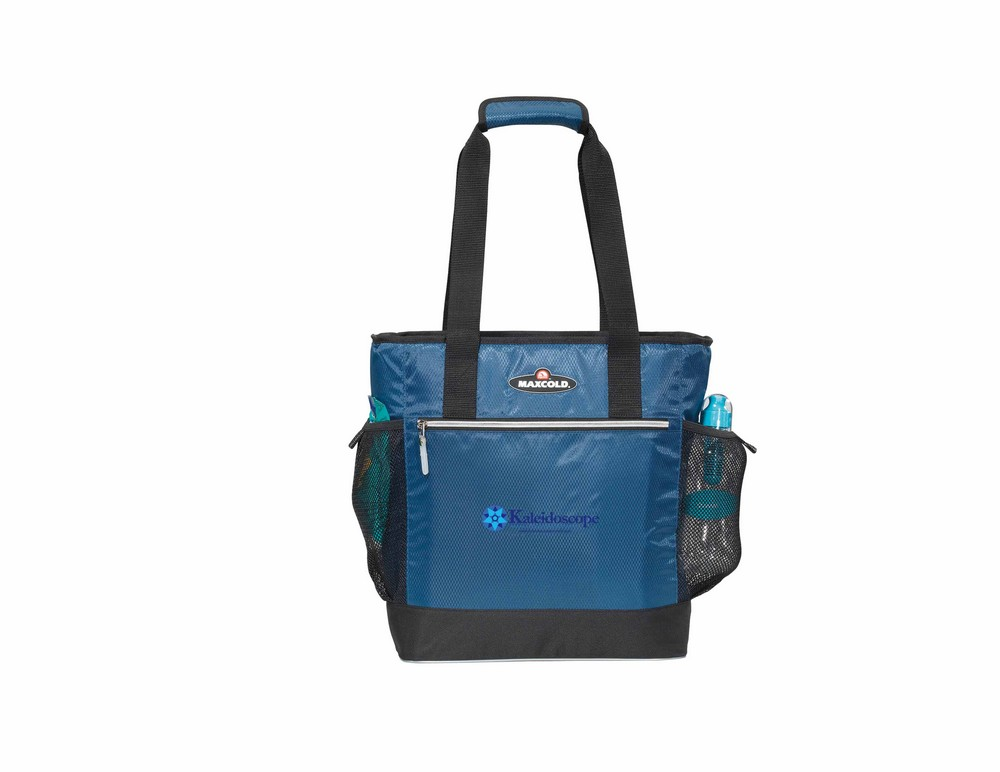Igloo� MaxCold� Steel Blue Insulated Cooler Tote